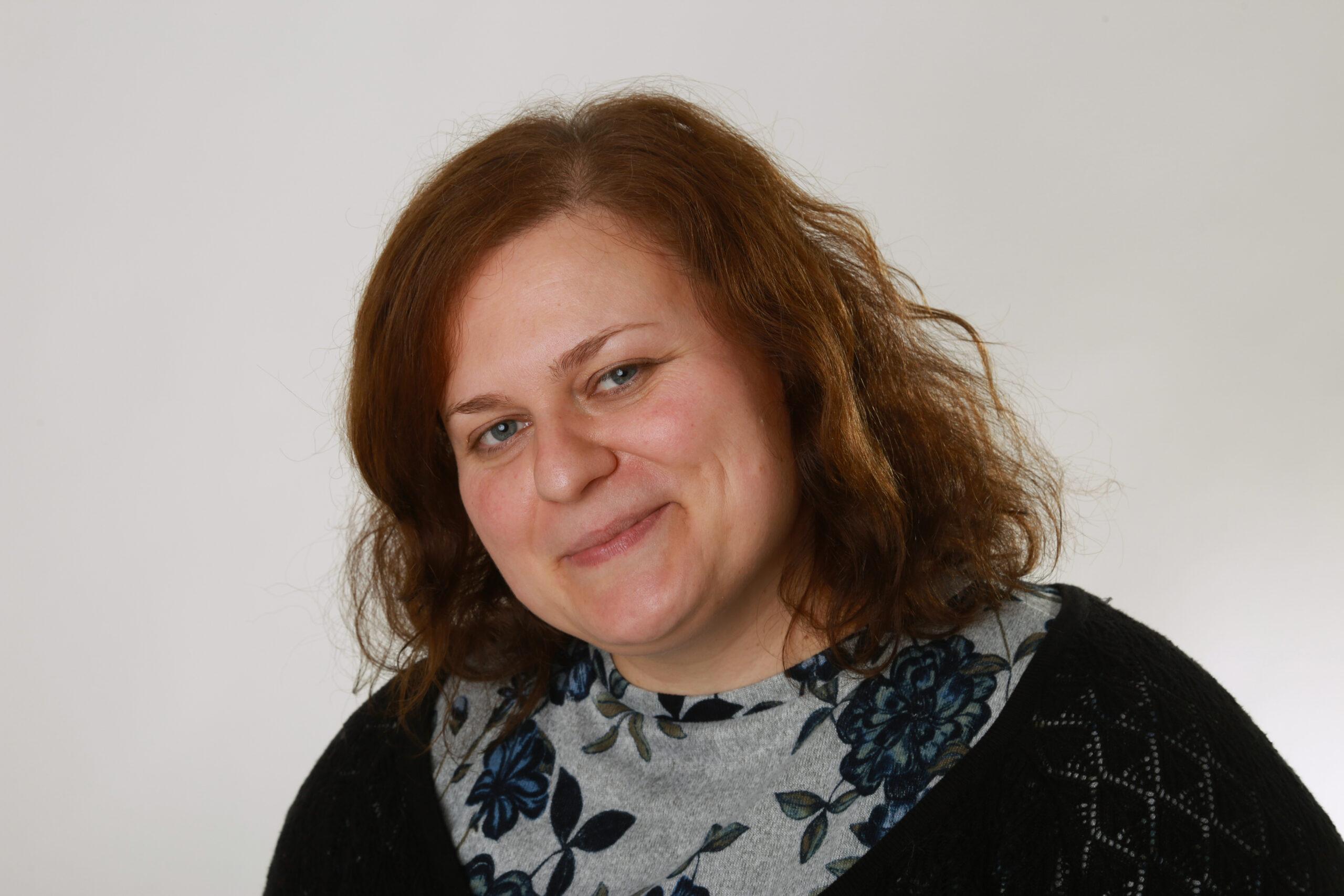 Opersttiponssjuksköterskan Izabella bor i Järnboås, Nora kommun.