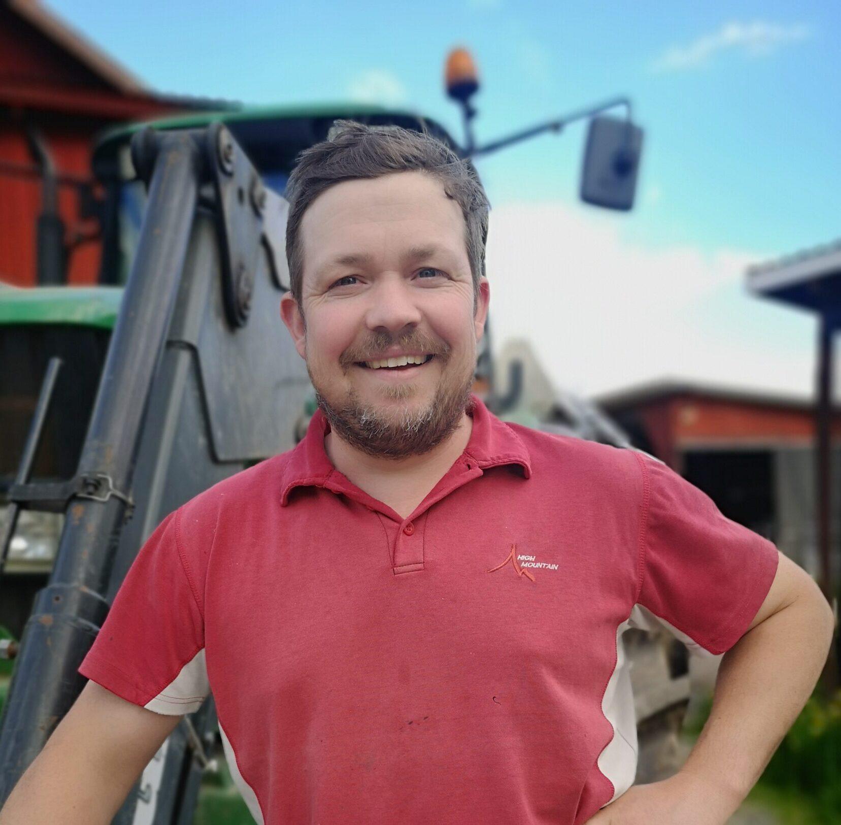 Lantbrukaren Jan Olov i Järnboås, Nora kommun
